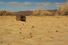 Désert de Judean Photo libre de droits