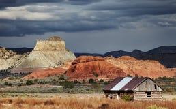 Désert de l'Utah Photos stock