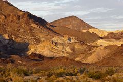 Désert de Mojave photo libre de droits