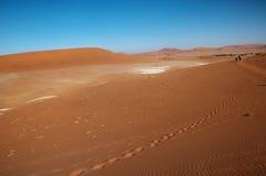 Désert de Namib Images stock