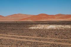 Désert de Namib Photographie stock libre de droits