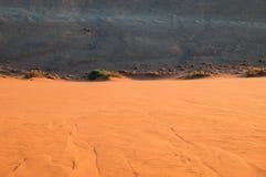Désert de Namib Photo libre de droits