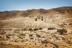 Désert de Sahara Photo stock