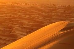 Désert de Sahara Maroc Image stock