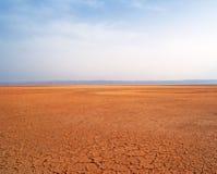 Désert de Sahara, Tunisie Photos stock
