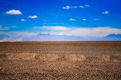 Désert de San Pedro de Atacama au Chili photos libres de droits