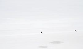 Désert de sel, Uyuni, Bolivie Image libre de droits