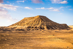 Désert du Sahara Égypte photos libres de droits