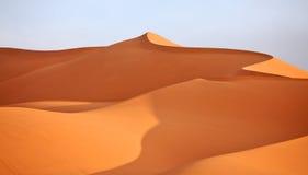 Désert du Sahara Image libre de droits