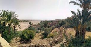 Désert marocain Photo stock