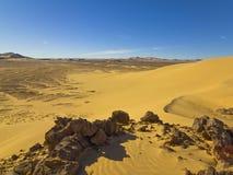 désert Sahara Photo stock