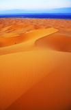 désert Sahara Image libre de droits