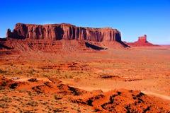 Désert scénique de l'Arizona image stock