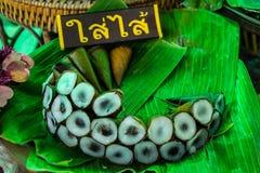 Désert thaïlandais Photographie stock