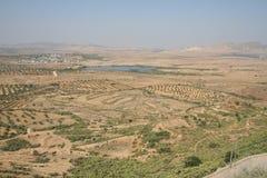 Désert tunisien photo stock