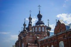 Déserts amvrosiyevsky de Kazan dans la région de Kaluga en Russie photo libre de droits