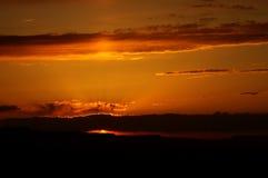 déserts de l'Utah Images stock
