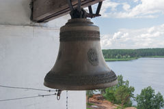 Déserts de Nilo-Stolobenskaya de monastère dans la région de Tver photo libre de droits