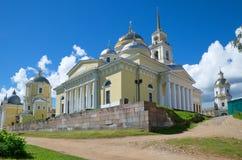 Déserts de Nilo-Stolobenskaya, Russie photos libres de droits