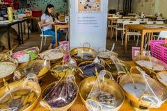 Déserts thaïlandais dans la ville de Phuket en Thaïlande images libres de droits