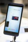 DÉSIR 816, LE CONGRÈS MOBILE 2014 DE HTC DU MONDE Images stock
