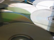 Désordre CD 3 Photos stock