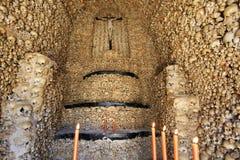 désosse la chapelle Image stock