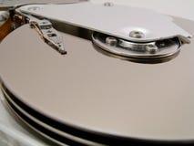 Détail 4 d'unité de disque dur Photos libres de droits