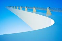 Détail 5 de pont en cadran solaire Photos libres de droits