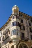 Détail architectural d'un bâtiment photos libres de droits