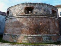 Détail architectural de bastion d'oldl en Hongrie, l'Europe photographie stock