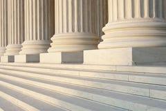 Détail architectural de Washington DC Image stock