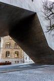 Détail architectural du Landesmuseum à Zurich - 1 Photographie stock libre de droits