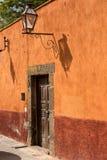 Détail architectural rustique Image libre de droits