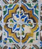 Détail au palais de Monserrate dans Sintra, Portugal photo stock