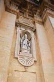 Église paroissiale de St Paul - détail Photographie stock