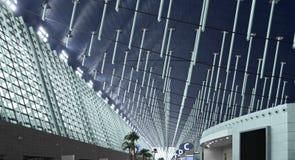 Détail d'aéroport de Changhaï Images libres de droits
