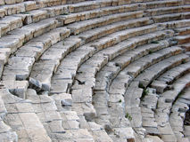 Détail d'amphithéâtre Image stock