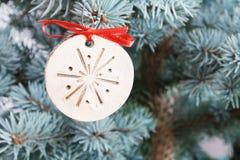Détail d'arbre de Noël Photographie stock
