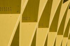 Détail d'architecture moderne de Vienne photo libre de droits