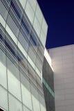 Détail d'immeuble de bureaux photographie stock
