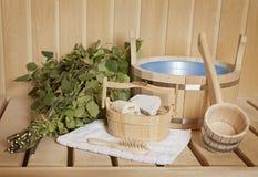 Détail d'intérieur de pièce de bain Photographie stock libre de droits