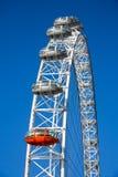 Détail d'oeil de Londres photos libres de droits
