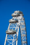 Détail d'oeil de Londres images stock
