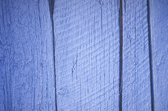 Détail d'une barrière en bois, Greer Garson Ranch photos libres de droits