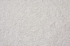 Détail d'une texture blanche de mur Photographie stock libre de droits
