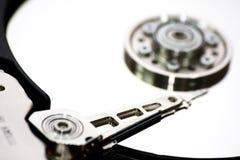 Détail d'unité de disque dur Images stock
