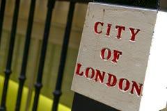 Détail dans la ville de Londres image stock