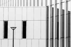 Détail de bâtiment Photo libre de droits