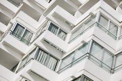 Détail de balcon, Vina del Mar photographie stock libre de droits